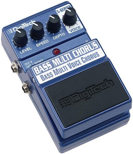 DIGITECH XBC Bass Multi Chorus