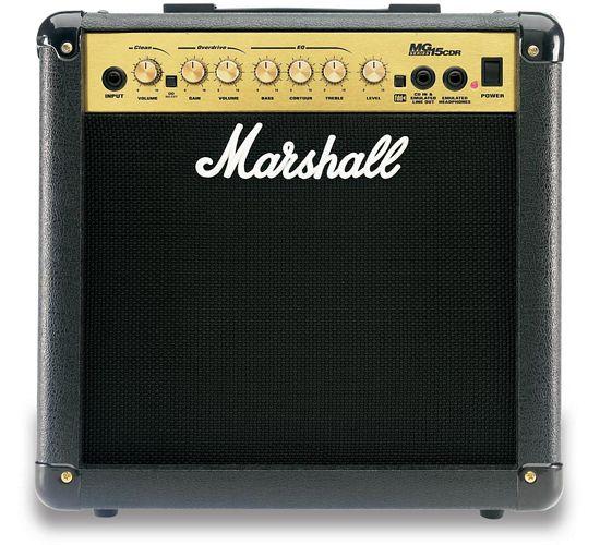 MARSHALL Kitaravahvistin MG15R, 15W, 8�, discoland.fi