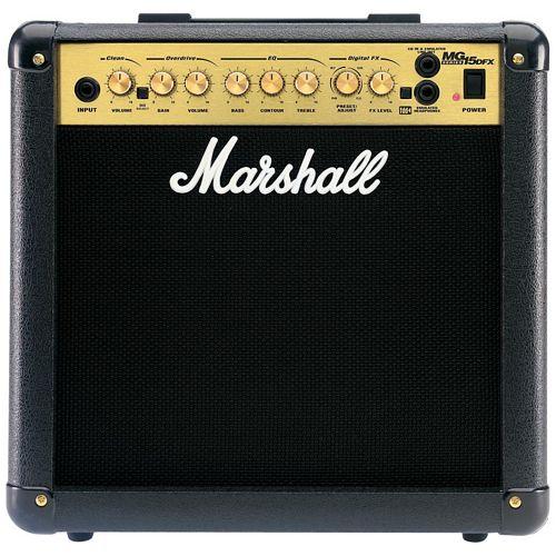 MARSHALL MG15DFX, 15W kitaravahvistin, 8, discoland.fi