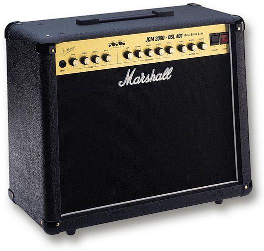MARSHALL DSL401, 40W vahvistin, ECC83-pu, discoland.fi