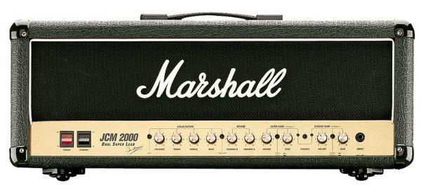 MARSHALL DSL50, 50W vahvistin ECC83-putk, discoland.fi