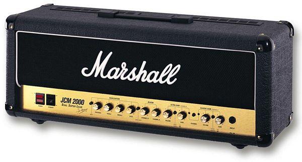 MARSHALL DSL100, 100W vahvistin, ECC83-p, discoland.fi