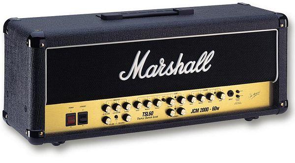 MARSHALL TSL60, 60W vahvistin ECC83-etua, discoland.fi