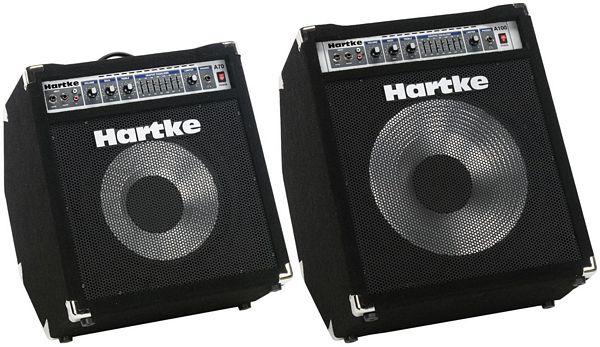 HARTKE A100, 100W combo, 1 x 15