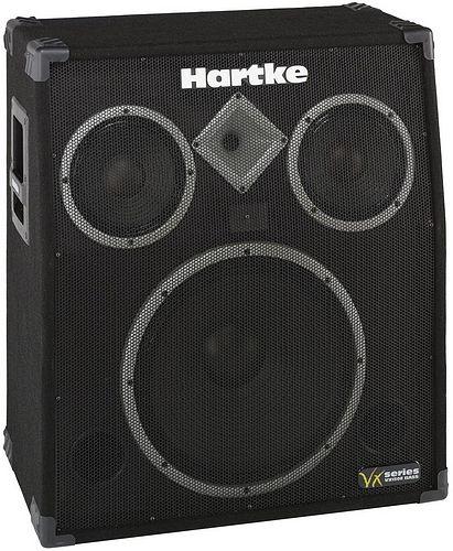 HARTKE VX1508, Bassokaappi 350W, 1x15