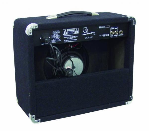 DIMAVERY PGA-35R E-Guitar-Amp 35W, 10