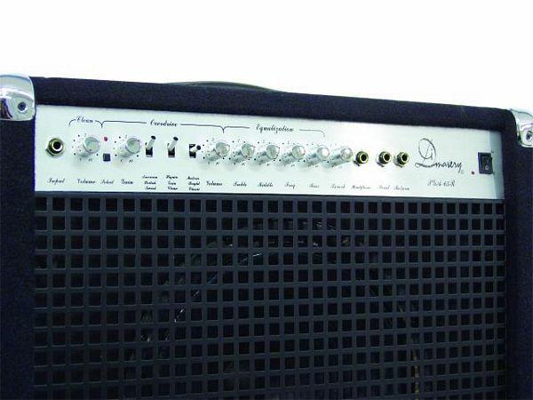 DIMAVERY PGA-65R  E-Guitar-Amp 65W,12