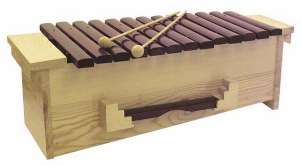 DIMAVERY Xylophone XL-15
