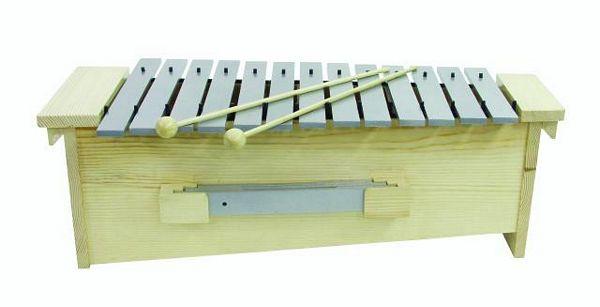 DIMAVERY Xylophon ML-16C metal