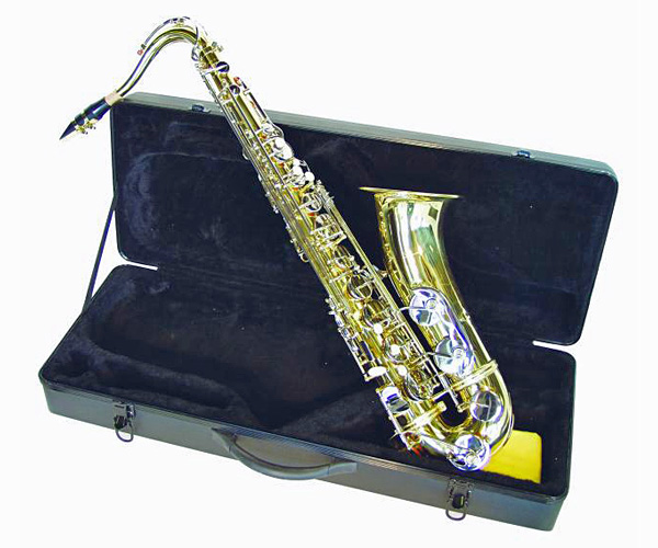 DIMAVERY KAMPPIS EI AKTIIVINEN..............SP-40 Bb Tenor Saxophon, with case