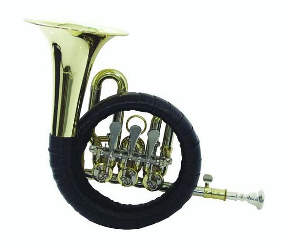 DIMAVERY KAMPPIS Pocket Frenchhorn FHP-3, discoland.fi