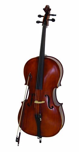 DIMAVERY Cello 1/2, Sello 1/2 + laukku j, discoland.fi