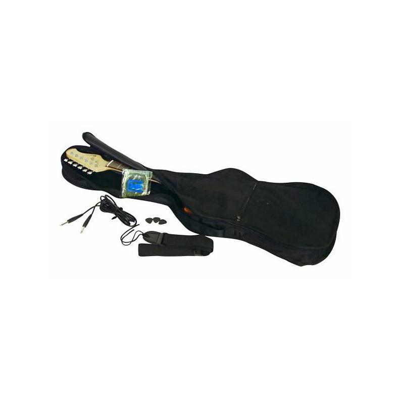 DIMAVERY ST-312 Sähkökitara sunburst. Tyylikäs peruskitara aloittelijoille, kuin myös jo vähän pitemmällekin ehtineille soittajille. Mukana kitapussi, kitarahihna, instrumenttikaapeli, kielisetti, plektroja.