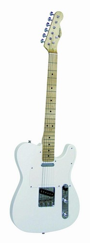 DIMAVERY TL-201 Telecaster Tyyppinen s�h, discoland.fi