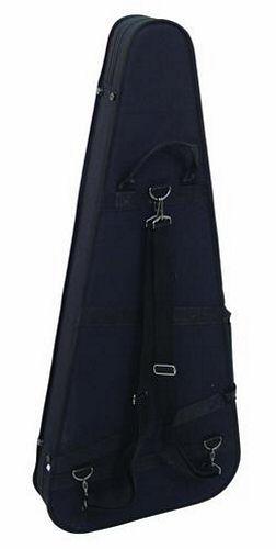 DIMAVERY QR-610 Black metallic. Sis. kitara casen sekä hihnan!