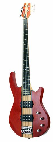 DIMAVERY SB-520 whole body Satin red, discoland.fi