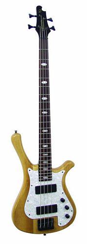 DIMAVERY DP-520 RB Sixties Bass, discoland.fi