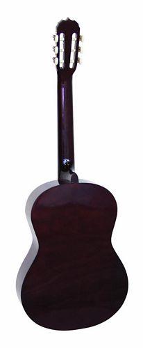 DIMAVERY AC-300 Classical Guitar 4/4, Agathis, natural vaalea, Klassinen Akustinen kitara