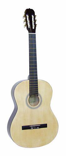 DIMAVERY AC-300 Classical Guitar 4/4, Ag, discoland.fi
