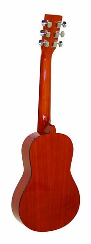 DIMAVERY Loppu!!AW-300 Dreadnought 1/2 (80cm), nature, akustinen kitara