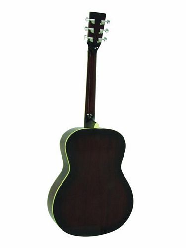 DIMAVERY RS-310, Resonaattorikitara, Resonator Guitar Black