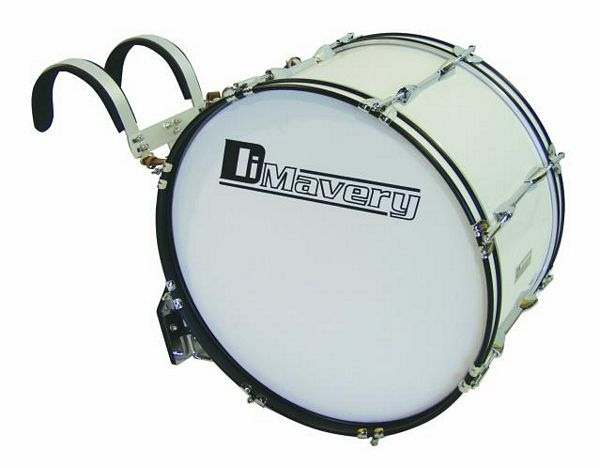 DIMAVERY MB-422 Marching Bass Drum 22