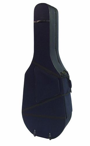 DIMAVERY Case for Contrabass black
