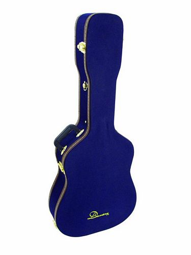 DIMAVERY Hard-Case for Western Guitar, discoland.fi