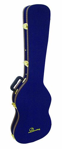 DIMAVERY KAMPPIS EI AKTIIVINEN..............Hard-Case for Electric Bass Guitar