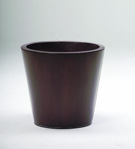 DECO Flowerpot brown o height 45cm, discoland.fi