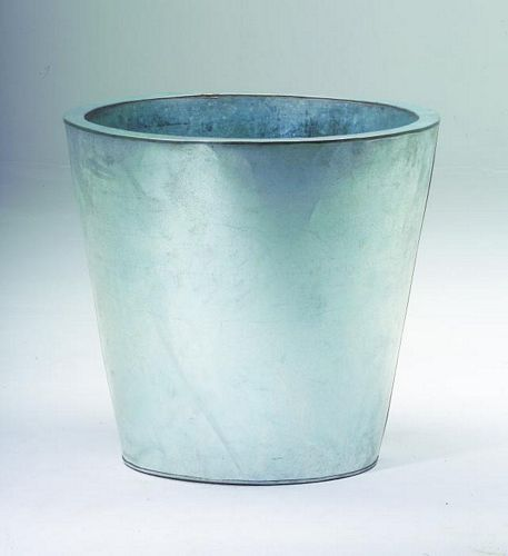 DECO Flowerpot zinc o height 55cm