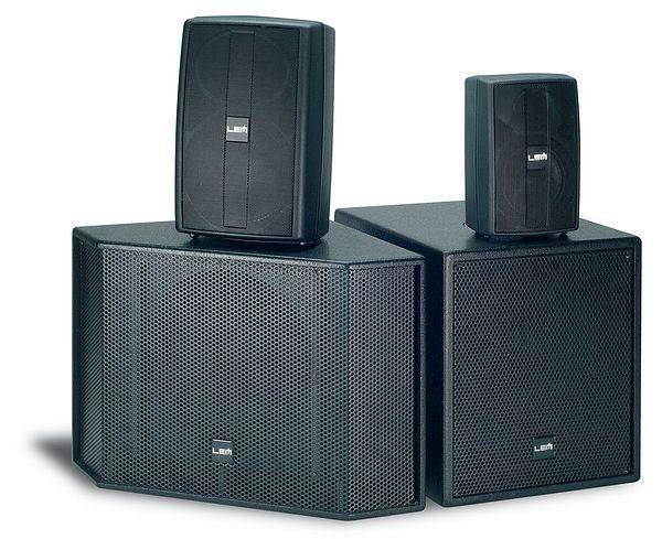 LEM AUDIO SPN 6, passiivi 6,5'', RMS, 150W, Max. SPL 112dB, myös valkoinen väri saatavilla!