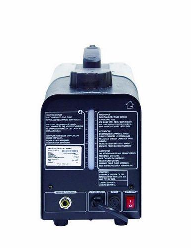 ANTARI Z-800II Kompakti savukone 750W ON/OFF-kytkimellä. Kompakti savukone, jossa on kuitenkin erittäin paljon tehoa kokoon nähden. Tähän malliin saa tilattua erikseen langattoman kaukosäätimen.savun ulostulo noin 5-metriä, lämpenemisaika 5-minuuttia sekä tuotto n.85 m³ minuutissa. Kulutus 27 ml, tankin koko 1,3L, Mitat 360 x 190 x 190 mm  sekä paino 4,0kg.