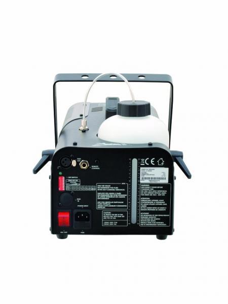 ANTARI Z-1000II Savukone 1000W Mukana Z-10 ON/OFF-kauko-ohjain. Savukone soveltuu useaan käyttötarkoitukseen, jossa tarvitaan tehokasta savukonetta. Mitat 435 x 220 x 220 mm sekä paino 7kg.