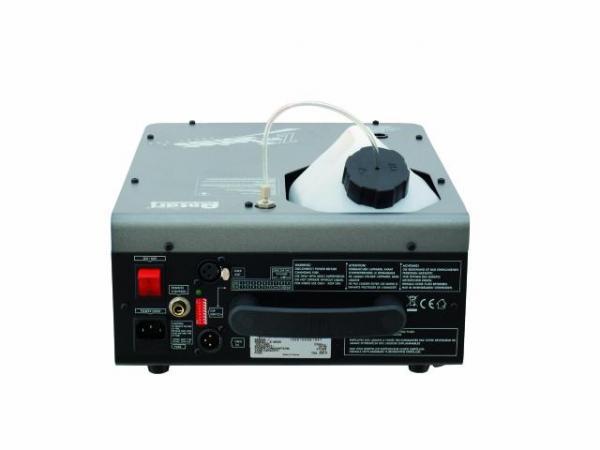 ANTARI Z-1020 Savukone, suihkulähteen lailla ylöspäin savua suihkuttava, jatkuva savun tuotto. Mitat 370 x 295 x 135 mm  paino 9.7kg Fog machine with vertical fog output and DMX interface!