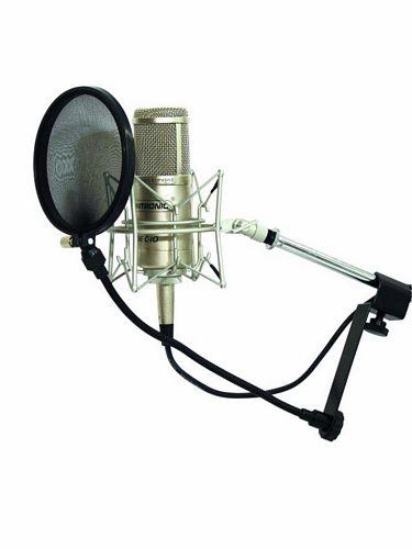 OMNITRONIC Studiomikrofonin Pop-filtteri, discoland.fi