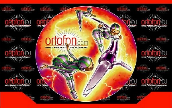 ORTOFON Slipmat Lazoo 01, discoland.fi