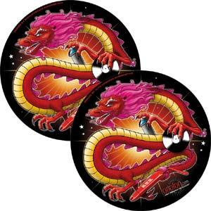 ORTOFON Chinese dragon levymatto, discoland.fi