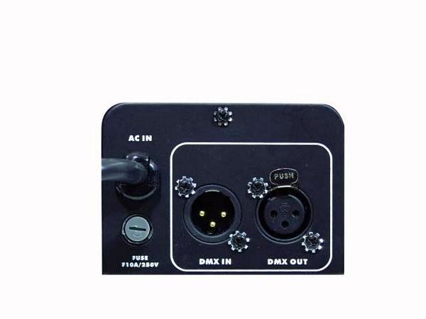 EUROLITE EDX-1 DMX Himmennin pakki, 1- kanavainen, dimmer pack 10A, Max. power output 2300W. Erittäin pieni DMX dimmeri, yksi kanava johon voit kytkeä max. hetkellistä 10A eli 2300V 240V järjestelmässä. Mitat 230 x 95 x 70 mm sekä paino 1.0kg.