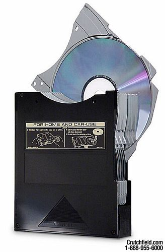 PIONEER JD-M300 6-disc magazine, Makasiini/ Pakka for compatible Pioneer home CD changers
