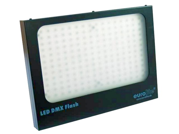 EUROLITE LED DMX Flash, 192 LEDs 35W, St, discoland.fi