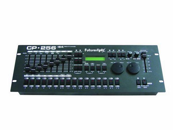 FUTURELIGHT CP-256/64 DMX-controller 16b, discoland.fi