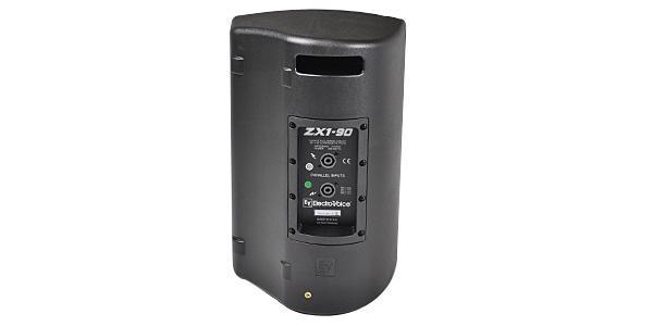ELECTROVOICE Zx1-90, 8'', ZX1 on pieni ja tehokas monikäyttökaiutin, täynnä teknisiä oivalluksia jossa aidot Electro Voice:n kaiutinelementit takaavat laadun, RMS 200W, 8 Ohm, sensitivity 94 dB, Max. SPL 123 dB!