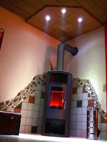 EUROLITE LED DL-79-3-NK-W Ceiling light, 3 white high-power LEDs (1 Watt)