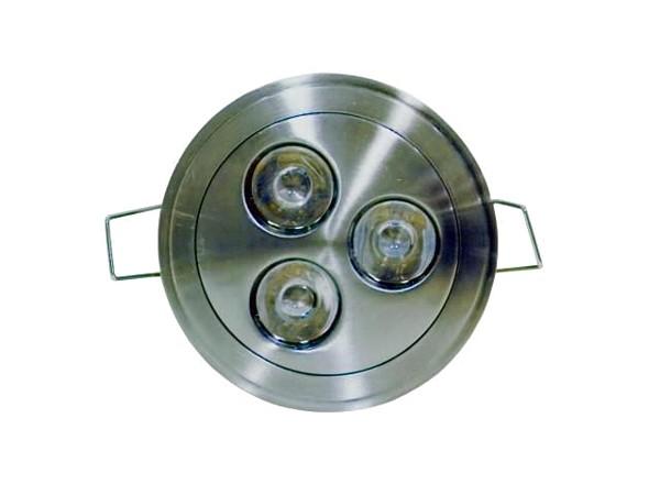 EUROLITE LED DL-79-3-NK-W Ceiling light,, discoland.fi
