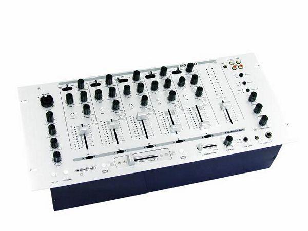 OMNITRONIC MX-540, ammattitason DJ mikse, discoland.fi