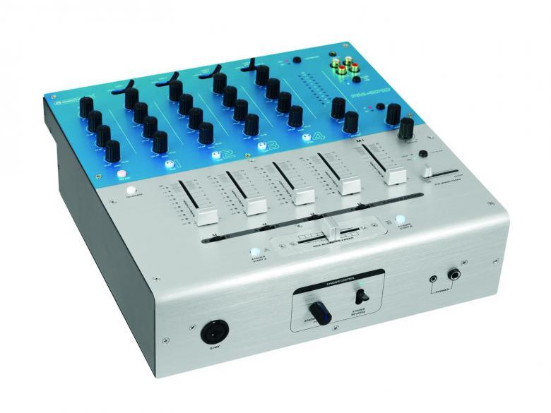 OMNITRONIC PM-4010 Pro DJ-Mixeri Huippul, discoland.fi