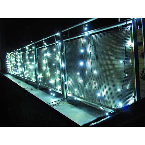 EUROLITE LED garland 230V with 80 Cold W, discoland.fi