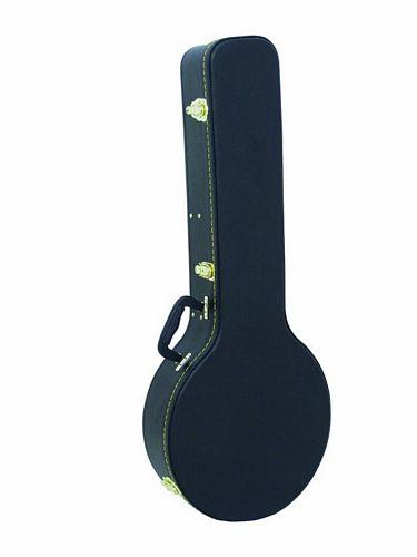 DIMAVERY Hard-Case for Banjos 93cm, kova, discoland.fi