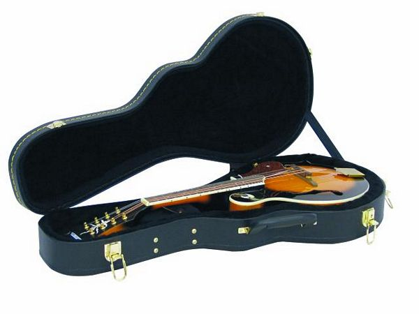DIMAVERY Hard-Case for f-shape Mandolin